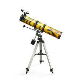 Телескоп Levenhuk Africa L229 EQ4 Tiger