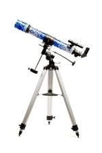 Телескоп Levenhuk Art R175 EQ Gzhel/Гжель