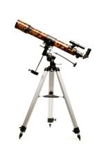 Телескоп Levenhuk Art R175 EQ Hohloma/Хохлома