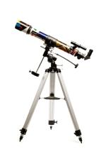 Телескоп Levenhuk Art R175 EQ Malevich