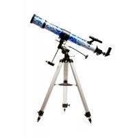 Телескоп Levenhuk Art R185 EQ Gzhel/Гжель