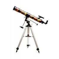 Телескоп Levenhuk Art R185 EQ Hohloma/Хохлома