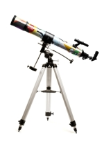 Телескоп Levenhuk Art R185 EQ Kandinsky 8