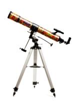 Телескоп Levenhuk Art R185 EQ Kandinsky Сircles