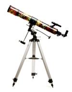 Телескоп Levenhuk Art R185 EQ Palekh/Палех